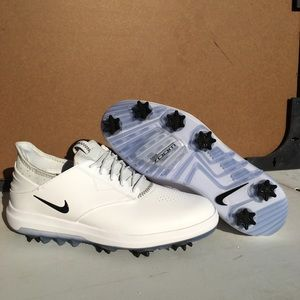 Nike Air Zoom Direct Golf Shoes/Spikes White Men's